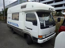 nissan atlas motorhome 4 5 berth 2 7 diesel manual 4wd toyota