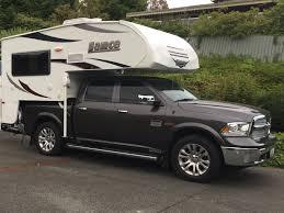 Dodge Dakota Truck Bed Camper - slide in camper