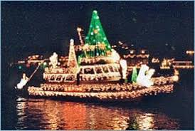 panama city beach christmas lights boat building industry outlook 365 boat parade in panama city beach