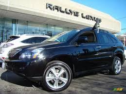 lexus rx 400h price usa 2008 lexus rx 400h awd hybrid in black onyx 850630