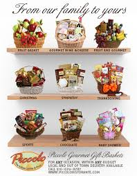 Fruit And Cheese Gift Baskets Piccolo U0027s Ristorante Restaurant Bellmore Ny Italian Restaurant