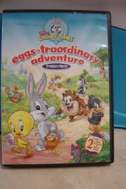 baby looney tunes eggstraordinary adventure dvd enkore kids