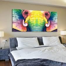20 photos animal canvas wall art wall art ideas large single abstract modern african animal canvas elephant prints inside animal canvas wall art image