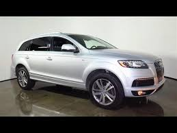 2011 audi q7 for sale used 2011 audi q7 for sale plano tx