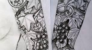 japanese tattoo sleeve designs black and grey japanese tattoo