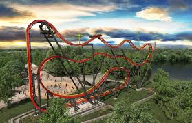 Nitro Six Flags Total Mayhem Will Ensue In 2016 At Six Flags Great Adventure