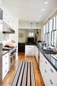 gallery kitchen ideas best 25 galley kitchen layouts ideas on galley