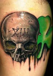 skull designs for boys and 10 awesome tats