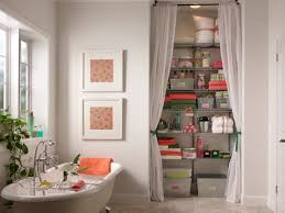 bathroom closet shelving ideas bathroom closet shelving ideas