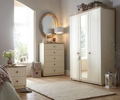 Cream Bedroom Furniture Alderley Cream Ready Assembled And Partly Assembled Bedroom