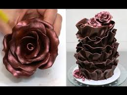 decorating with modeling chocolate decorar con chocolate moldeable