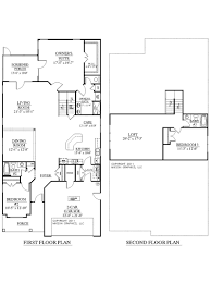 modern 2 story house floor plans new home design plan excerpt
