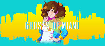 ghosts of miami puts a diverse 80s spin on the visual novel