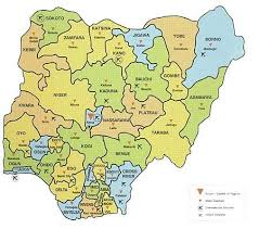 map of nigeria africa 123 best nigeria images on places nigeria africa and