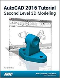 tutorial autocad line autocad 2016 tutorial second level 3d modeling randy shih