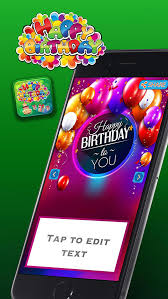 happy birthday card maker u2013 cute love messages best wishes and