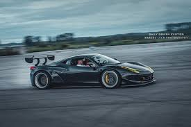 Ferrari 458 Drifting - drifting ferrari u0027s with professional fd driver ryan tuerck