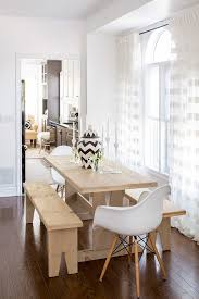 gorgeous shabby chic dining room is more chic than shabby eva