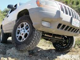 2004 jeep grand cherokee wheels steering stabilizer performance 2 2 hd rough country jeep grand