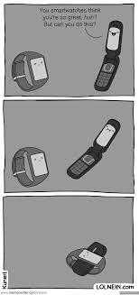 Meme Flip - smartwatch vs flip phone by lolnein meme center