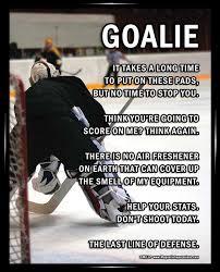 Hockey Goalie Memes - image result for hockey goalie memes hockey pinterest