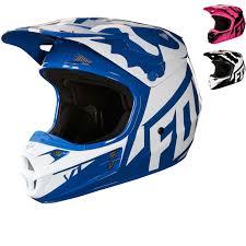 youth xs motocross helmet fox racing youth v1 race motocross helmet ladies helmets