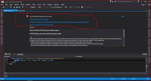 Studio System by Windows Store Apps Visual Studio 2015 Xaml Designer Not Showing