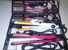 Catok Rambut Murah jual hair set alat catok rambut murah meluruskan dan
