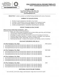 Resume Summary Statement Examples Entry Level Sample Resume For Nurses With Job Description