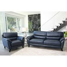 blue leather sofas u0026 sectionals costco