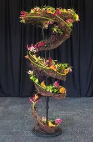 Floral Art Designs Part Of Rhs Design Elaine Bedford And Carys Harrison Flower