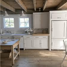 farmhouse kitchens with white cabinets rustic modern farmhouse kitchen design ideas maison de pax