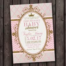 royal baby shower invitation redwolfblog com best inspiration