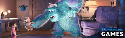 monsters games u0026 activities disney movies