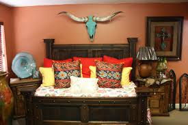 cowboy decoration ideas entry southwestern with hardwood flooring