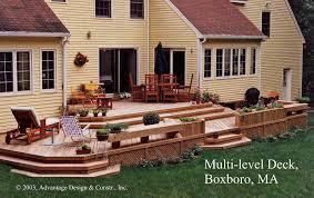 Deck Ideas For Backyard Small Deck Designs Backyard 20 Landscaping Deck Design Ideas For