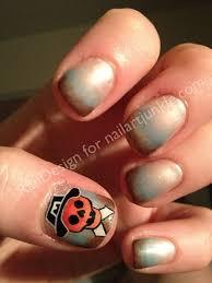 thanksgiving turkey nail art punk rock turkey nail art junkie