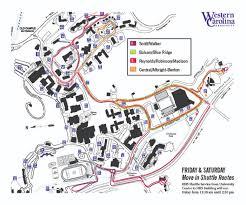 North Carolina Maps North Carolina State University Campus Map The Edward B Fort