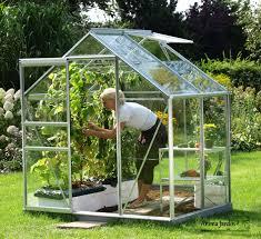 serre horticole en verre serre jardin aluminium venus 2500 en verre horticole 2 50m2 achat