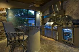 the man cave signature outdoor living spaces project ryan hughes