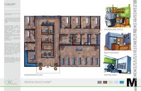 commercial whole spa floor plan jpg 1 275 825 pixels portfolio