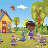 Search Results doc mcstuffins Wall Sticker Outlet