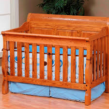Crib Converter by Amish Made Baby Furniture In Lancaster County Pa