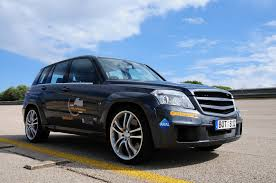 mercedes benz glk v12 by brabus photo gallery autoblog
