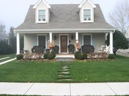 Front House Landscaping by Landscape Fall Landscaping Ideas Simple On Exterior Design Ideas