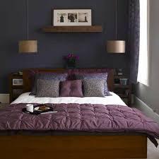 chambre prune 80 idées d intérieur pour associer la couleur prune lit violet