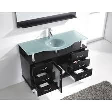48 single sink bathroom vanity usa vincente 48 ms 48 single sink bathroom vanity