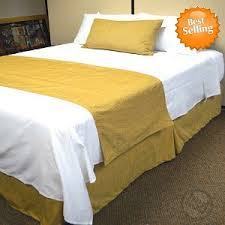 bed runners jacquard chenille bed runners scarfs 100 micro polyester suede