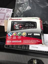 Cd Player With Usb Port For Cars Pioneer Digital Radio Cd Player Usb Port For Car In Uddingston