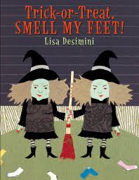 Writing Halloween Poems Lisa Desimini Scholastic
